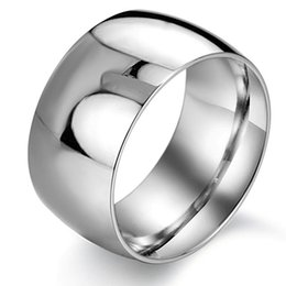 Wholesale Korean Ring Band Designs - The Man Pulls The Ring Steel Titanium Surface Korean Character For Wholesale Free Shipping Unique Design