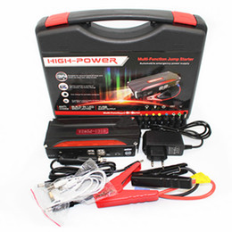 Wholesale Car Battery Chargers Starter - New Arrival High Capacity 68800mAh Car Jump Starter Mini Portable Emergency Battery Charger for Petrol & Diesel Car