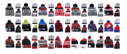 Wholesale Sailor Tops - 2017 New Arrival HOT ENGLAND Knit Beanie Wool Caps Team sports PATRIOTS Beanies Skull Hats Men Women Winter Wool Caps black