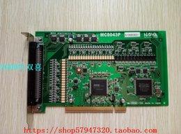 Wholesale Nova Used - Used NOVA MC8043P motion control card