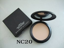Wholesale Oil Pressing - Hot selling Makeup Studio Fix powder plus Foundation 15g Face Powder (1 pcs lot)
