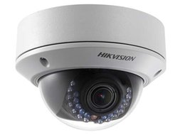 Wholesale Security Camera S - Wholesale-HIKVISION DS-2CD2732F-I (S) New High Quality varifocal lense 3MP IR dome security network ip cameras w audio alarm support IP66