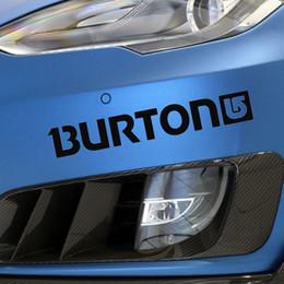 Adesivi da surf online-Burton Logo Sticker Sticker-Car Van Window JDM Dub Snowboard Surf