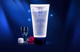 Wholesale Sex Lubricants Wholesale - The human body lubricant 60g 120g body oil, body oil pumps, vaginal lubricant, Sex intercourse massage lubricant free shipping on sale