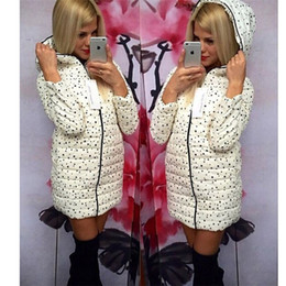 Wholesale New Clothes For Cheap - Wholesale-new arrival high quality women's clothes parkas for women winter long parkas female two colors cheap clothes china