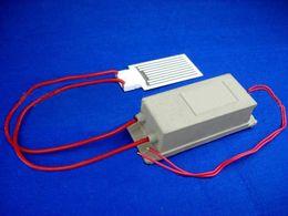 Wholesale Ozone Generator Free Shipping - Free shipping hot sller cheap price 6g h ozone generator cell W  PLug , DIY Weld