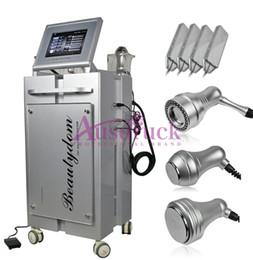 Wholesale professional ultrasonic machine - Professional Ultrasonic Liposuction Cavitation Vacuum Ultrasound Slimming weight loss body shaping beauty machine m80 m50 head