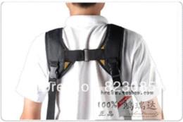 Wholesale Slr Stand - Double Dual Sling Shoulder Neck Strap belt for SLR DSLR Camera Lens Binocular for Photo Studio Accessories