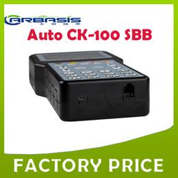 2019 obd2 adaptador usb Chegada Auto Ferramenta Programador Chave CK100 com cabos completos Auto Última Geração ferramenta CK 100 com melhor preço