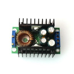 Wholesale voltage converters wholesale - Adjustable Power Module DC-DC Buck Converter 9A Step-down Voltage Regulator 40V for High-power LED Driver Buck Converter