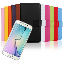 Wholesale Huawei Honor Wallet - GENUINE Wallet Credit Card Stand Leather Case For HUAWEI Ascend P8 P8 LITE P9 P9 LITE Honor 3x 4x 5x 4A Y6 Y5 II Y6 II COMPACT Y6 PRO 100P