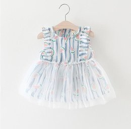 Wholesale Chiffon Dinner Dresses - bud dress girls dinner dresses flora hot items for 73-100cm lovely baby lace party summer celebrate birthday party dress