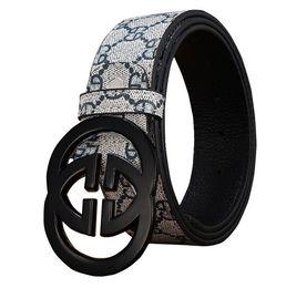 Wholesale Fancy Jeans - popular mens belts White fancy vintage jeans cintos masculinos ceinture homme mens leather belt free shipping golden Waist Strap