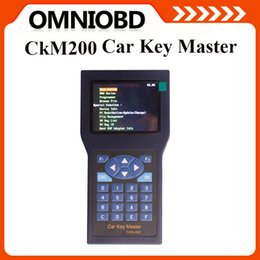 Wholesale Unlimited Free - 2016 Car Key Master Handset CKM200 With Unlimited Tokens Update Online Free Shipping