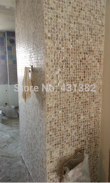 Wholesale Payment for sample or special order shell mosaic tile Sample shipping fee link