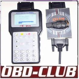 2019 software chave de carro 2015 Mais Novo V38.03 CK-200 CK200 Auto Programador Chave Sem Tokens Limitação Mais Recente Geração de Versão Atualizada do CK-100 Navio Livre
