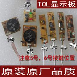 Placa receptora original para el panel de visualización de control remoto condicional de aire TCL desde fabricantes