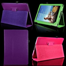 """Wholesale Nook Leather - S5Q 9"""" Tablet Leather Smart Stand Case Cover Protector For Barnes & Noble Nook HD AAACHB"""
