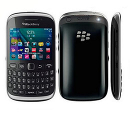 Wholesale Wholesale Blackberry Mobile Phones - Unlocked Original Blackberry 9320 Curve 9320 320 x 240 pixels, 2.44 inches with Wifi Gps Bluetooth mobile phone Refurbished