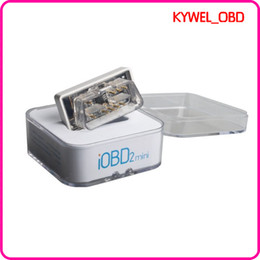 Wholesale Obd2 Vag Code Reader - XTOOL iOBD2 Mini OBD2 EOBD Scanner Support Bluetooth 4.0 for iOS and Android