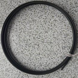 """Wholesale Wholesale Steel Tubing - PVF Coated 3 16"""" 4.76 mm Steel Brake Line Tubing Bundy Brake Pipe Bundy Tube 25ft 7.62m"""