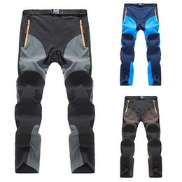Wholesale Cargo Soft - Wholesale- 2017 Mens joggers track Soft shell Tactical Cargo Pants Combat Trousers