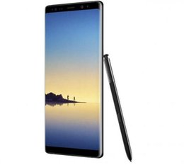 Wholesale Google Cellphones - Goophone note 8 note8 6.3inch smartphone MTK6580 Quad Core Android 7.0 1G 8GB 1280*720 Show 128GB fake 4g lte unlocked cellphone