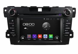 "Wholesale Mazda Cx7 Radio - Quad-Core 1024*600 Android 4.4 HD 2 din 7"" Car Radio Car DVD GPS for Mazda CX-7 CX 7 CX7 With 3G WIFI Bluetooth IPOD TV USB AUX IN"