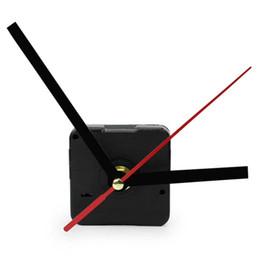 Wholesale Quartz Wall Clock Parts - 1 set Mechanism Make Repair Simple DIY Quartz Wall Clock Core Replace Parts Kit Worldwide Free Shipping