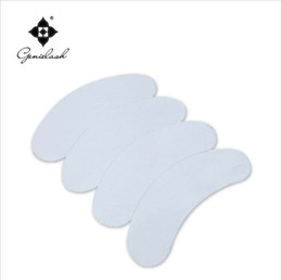 Wholesale Lint Free Eye Pads Wholesale - 3D Super Thin and Soft Lint-free Surface Hydrogel EyePatch Eyelash EXtension eye pads free shipping