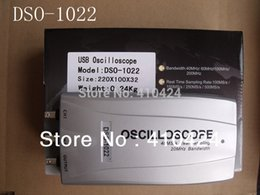 Wholesale Pc Dso - Free shipping ! DSO-1022 pc digital oscilloscope 40MS s 20Mhz order<$18no track