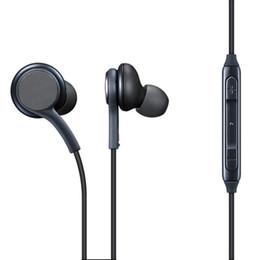 Pour Samsung s8 Écouteurs Écouteurs Haute Qualité EO-IG955 OEM Tuned Écouteurs Dans L'oreille Casque Casque pour Galaxy s8 plus Avec Micro Boîte De Détail ? partir de fabricateur