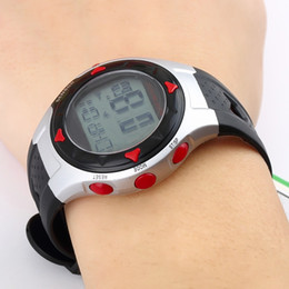Wholesale Digital Wrist Watch Low Price - 1pcs NEW waterproof Pulse Heart Rate counter Calories Monitor Sport Wrist Watch low price