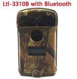 Wholesale Ir Game Cameras - Ltl Acorn Ltl-3310B 940NM 80 Degree Lens Hunting Camera Digital Scouting Camera IR LED Infrared Trail game Camera with Bluetooth