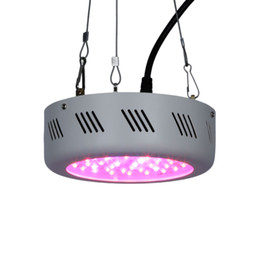 Wholesale Cheap Grow Lights - Energy-saving & Cheap 138W Led Grow Light 46X3W UFO Full Spectrum 9 band Hydroponic Lamp panel for indoor greenhouse tent plant Veg growth