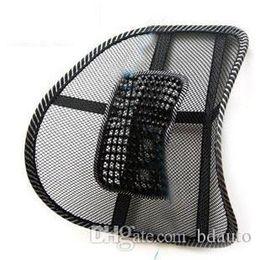Wholesale Chair Seat Support - Auto upholstery supplies massage cushion office chair massage lumbar support lumbar support tournure pillow