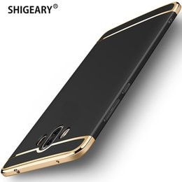 Wholesale Pro Mates - Phone Cases for Huawei Mate 7 8 9 10 PRO Case Cover 3 in 1 Ultra Thin for Huawei Mate 9 Pro Cover