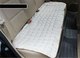 Wholesale Cushion Seat Bag - Flax car seat three-piece. Cassia health cushions 10pcs a bag, five seasons without back cushion sofa cushion 31-1C \ 1880