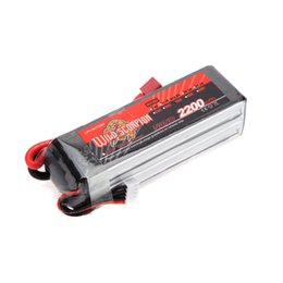 Wholesale Max Car Battery - New Wild Scorpion Lipo Battery 14.8V 2200mAh 35C MAX 45C 4S T Plug for RC Car Airplane Helicopter Part order<$18no track