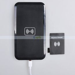 Wholesale Galaxy S3 Wireless Charger - S3 Wireless Charger Qi Wireless Charger Pad Charging Receiver Adapter for Samsung Galaxy S3 i9300