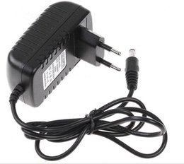 Wholesale 2a 5v Ac Dc Universal - Wholesale Universal Power Adapter AC Charger 5V 2A DC EU US UK Plug