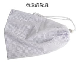 Wholesale Breast Pads Washable - Wholesale-6pieces set Washable Nursing Breast Pads For Mommy W Laundry Bag Breast Feeding P2