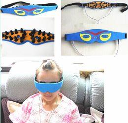 Canada Ensembles de masque de masseur de thérapie de soin des yeux électro-choc électrique avec contrôleur BDSM engrenage de bondage Sex Games jouets produits cheap electric shock gear shocking sex Offre