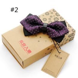 Pajarita roja de paisley online-Venta caliente Red Bow Ties Formal comercial Bow Tie Moda hombre Bowtie para Boy accesorios mariposa corbata de lazo 27 estilos envío gratis
