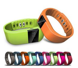 Wholesale Cheap Android Smart Watches - Cheap Bluetooth TW64 Smart Bracelet Akin Fitbit Flex Anti Lost Sleep Tracker Remote Photograph Wrist Watch for IOS Android phone