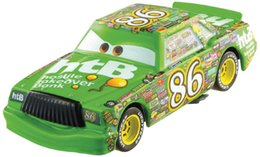 Wholesale Cars2 Toy Cars - Pixar Cars2 Diecast Metal Toys NO.86 Toys kids gifts brinquedo truck toy cars pixar mack truck toys for children carros pixar