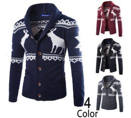 Canada Les chandails des hommes 4 couleurs vêtements de haute qualité pour la taille m-2XL 2017 nouveaux élans de la mode de style designer Offre