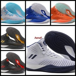Wholesale Height Increasing Shoes China - Best D Rose 8 Mens Basketball Shoes For Men Black Derrick Rose 8s VIII Nmd Ultra Boost Crazy Light Shoe Men Homme China Sport Sneakers Boost