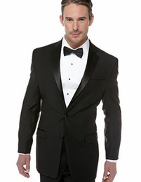 traje de los hombres más vendidos novio trajes collar brillante negro para  2015 esmoquin de la boda para el hombre envío gratis ebdaf9b6077