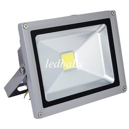 Bulbi di paesaggio online-Led Floodlight 85-265V 10WLED Paesaggio 900LM Led Outdoor Flood Light Impermeabile Led Lampadine Lampade FEDEX Eco Led Flood Light Impermeabile LED